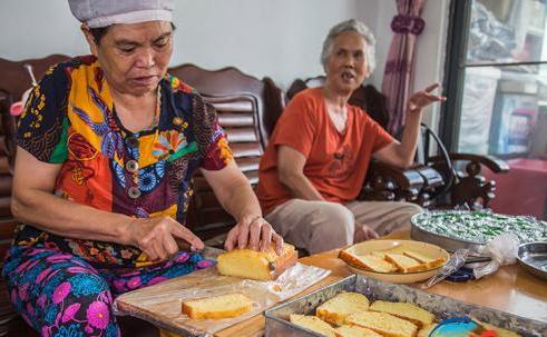 归侨封之鸿:希望印尼美食文化在侨场传承下去