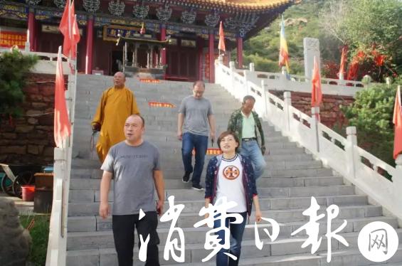 山西怀仁县文化旅游开发中心对景区安全进行大检查