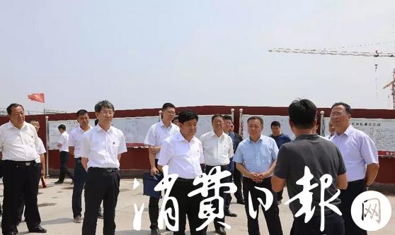 山西怀仁县组织外出参观学习考察清河行动工作