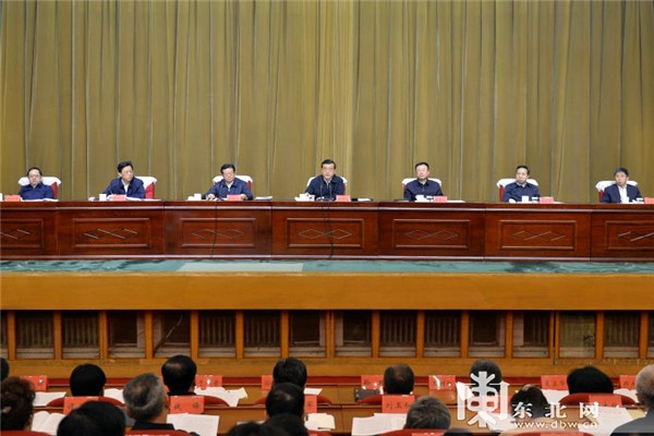 张庆伟在全省宣传思想工作会议上强调 深入贯彻全国宣传思想工作会议精神 奋力开创龙江宣传思想工作新局面