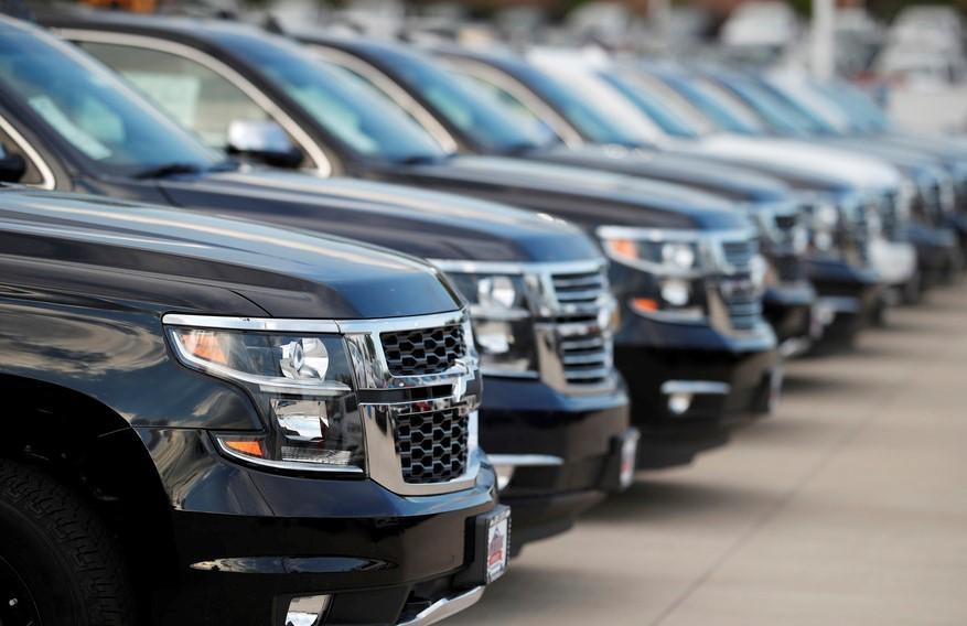 """""""金九""""汽车产销降幅扩大 4S店到店率降至冰点"""