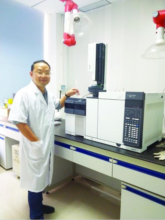 徐春生:专注中创造牙膏科技新高度