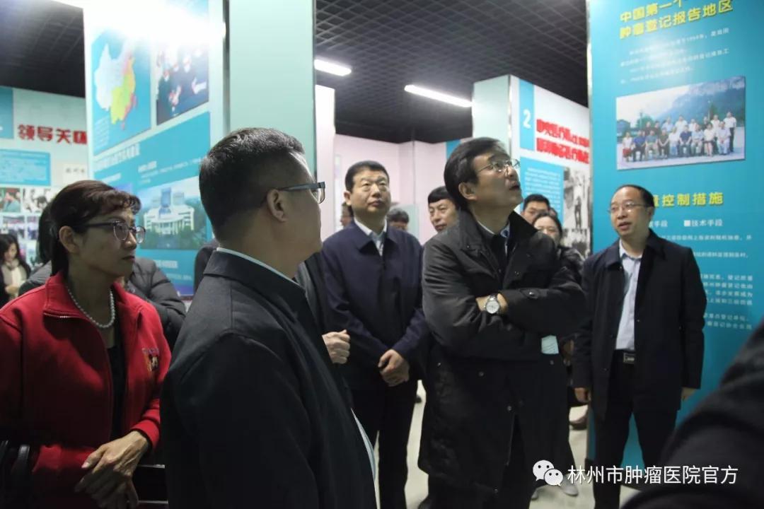 河南林州市肿瘤医院:风清气正谱华章