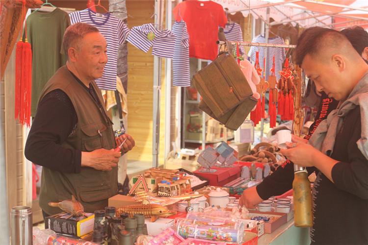 西柏坡越来越火的红色旅游带动周边村民脱贫致富奔小康
