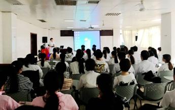 江西省妇幼保健院实习生岗前培训工作圆满结束