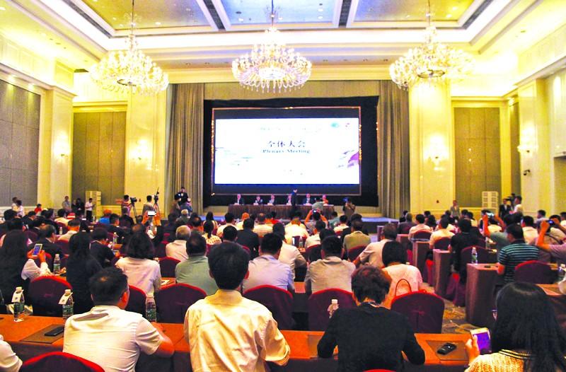 第65届国际羽绒羽毛局年会在安徽六安召开