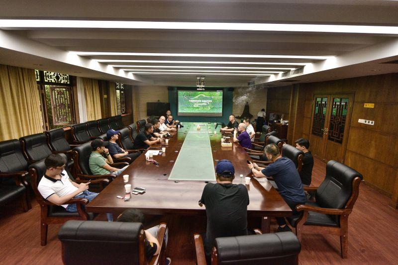 中国路虎总动员活动筹备会在张家界成功举行