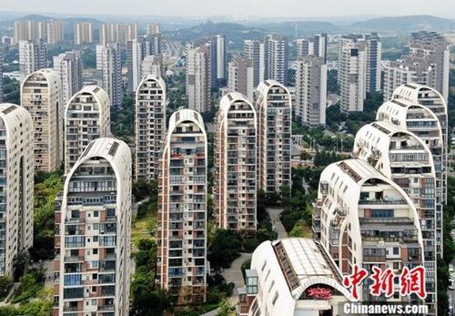 中国商品房销售面积连续6个月同比负增长