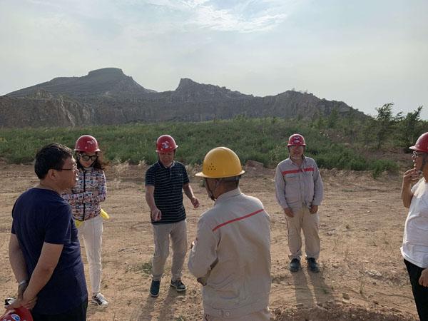 山西省运城市规划和自然资源局对永久基本农田整改补划专项整治工作进行检查