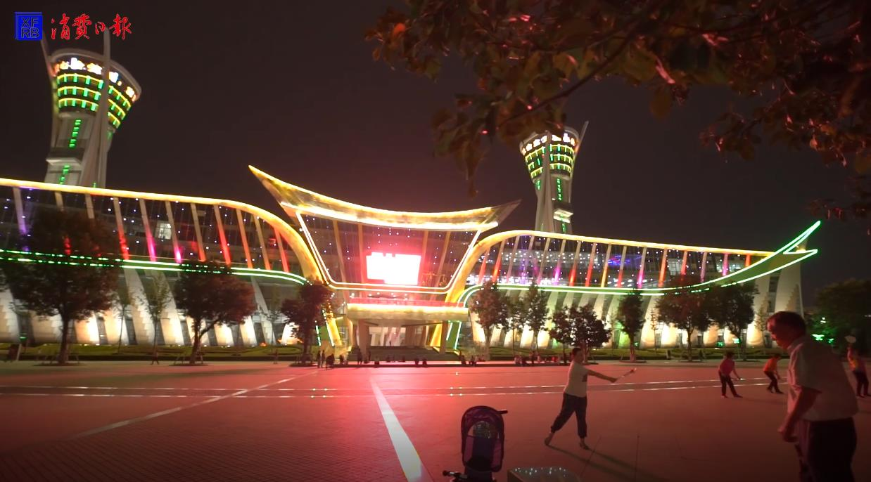 夜间经济正在成为潍坊的一个新引擎