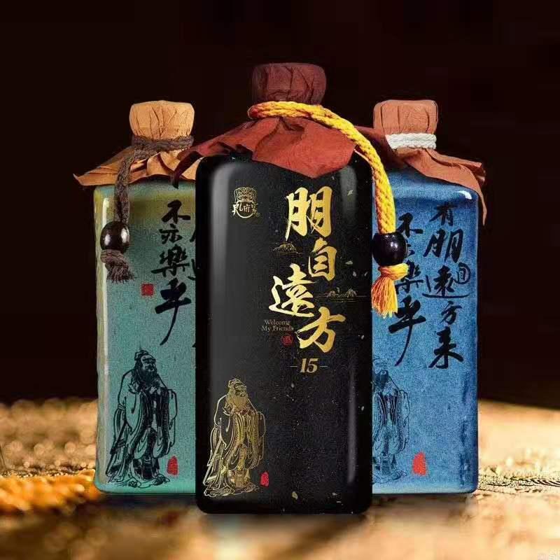 """「新春送礼曲阜孔府家酒」 这款高品质&有文化的美酒 """"倍""""有面儿"""