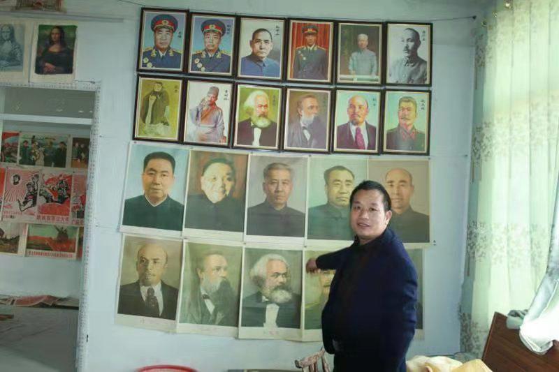 """""""中国好人""""王会岑 的农家博物馆   为跨世纪老物件寻找一个好去处"""
