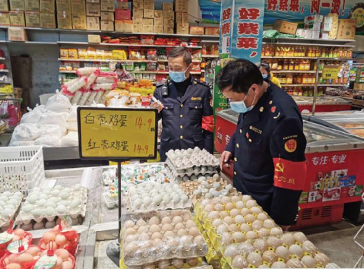 """南昌县双线并进""""疫""""线奋战 联防联控护民消费权益"""