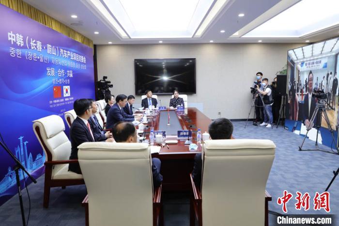 """中韓(han)""""汽車城""""雲端si)低尋求汽車零部kao) 蠔he)作"""