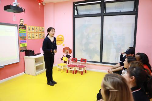 直击课堂,现场评析 爱贝英语教学督导部助力中心教学质量提升