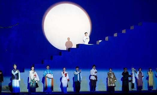 中国最大戏剧聚落群亮相郑州 只有河南·戏剧幻城即将开城迎客