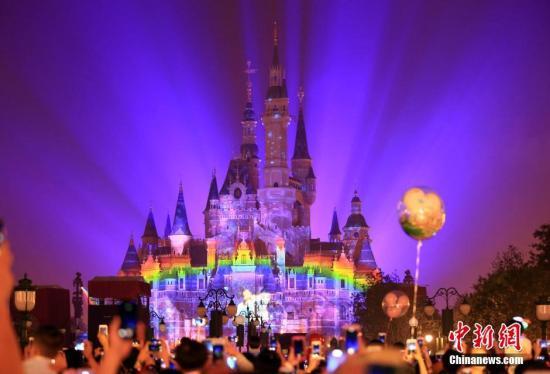 上海迪士尼5月11日起重新開放 需提前購票預約