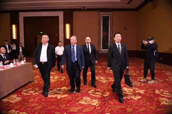 第三届世界健康养生文化论坛暨首届中国中医养生养老交流大会召开