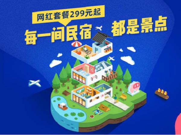 """为20万家民宿""""带货"""" 民宿平台小猪携手飞猪创销售记录145.png"""