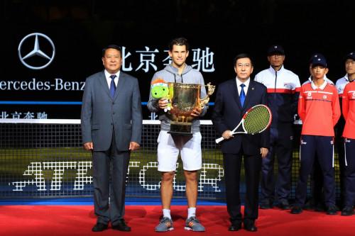星耀中網 成就跨界合作典范 ——北京奔馳助力2019年中國網球公開賽圓滿舉辦