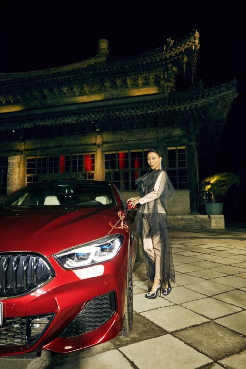 境界之上,独有境界 万宝宝携手宝马全新BMW 8系倾心甄呈私密晚宴