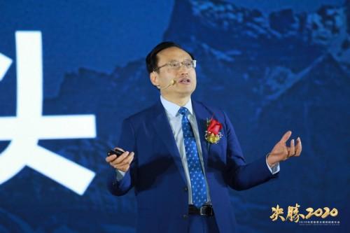 中国排协吕雅君携中国女排亮相慕思全球经销商年会