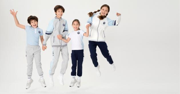 探路者亮相上海国际校服展,发布94款定制校服-中国商网|中国商报社3