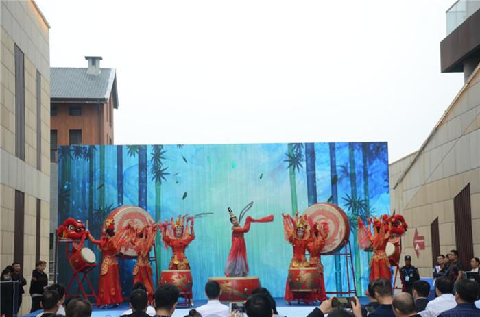 千年瓷都又添新地标 1915 醴陵国际陶瓷文化特色街区顺利开街
