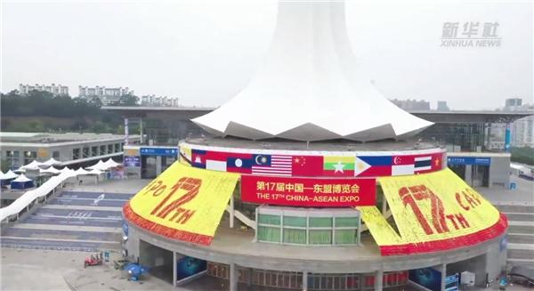 """在广西南宁东盟博览会,""""豫""""见仲景宛西制药"""