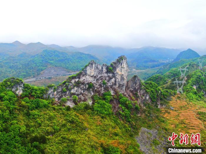 广东将建乳源西京古道国家石漠公园
