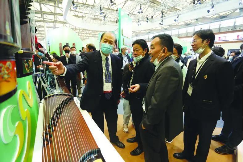 2020中国(上海)国际乐器展在上海新国际博览中心开幕